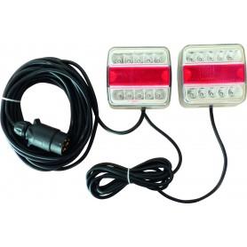Rampe Eclairage Magnétique LED 7.5M