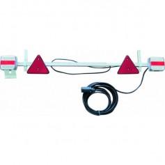 Rampe Eclairage Télesco. LED 12M