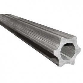 Tube Profil Etoile 51mm