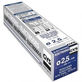 Electrodes 230 pièces 2.5mm GYS
