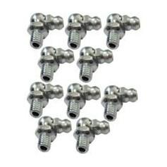 Lot 10 Graisseurs M8/100 Coudé 90