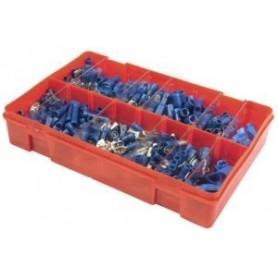 Assortiment Cosses Electrique Bleue